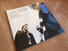 MEGA RARE TURKISH JAZZ LP - Erol Pekcan - JAZZ SEMAI + BOOKLET - 180G - G/F S/S