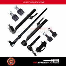 Scitoo 4pcs Suspension Kit 2 Front Lower Ball Joints 2 Front Upper Ball Joints fit Dodge Ram Ford Excursion Ford F-250 F-350 Super Duty