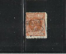 FERNANDO POO. Año: 1905. Tema: ALFONSO XIII.