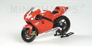 Yamaha Yzr 500 Motogp 2001 Team Marlboro Carlos Checa 1:12 Model