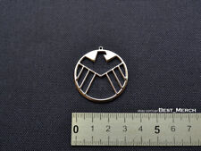 Avengers Necklace stainless steel Shield Pendant merch logo symbol