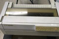 Epson DFX-8000 Dot Matrix Printer MODEL # 8766  AS IS !,,(D)
