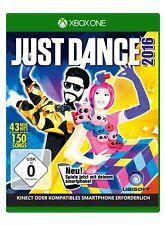 Just Dance 2016 XBOX ONE xb-one NEUF + emballage d'origine