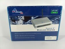 Airlink AR430W 54 Mbps 4-Port 10/100 Wireless G Router New Sealed