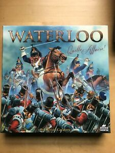 Waterloo - Quelle Affaire! Board Wargame