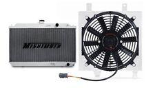 MISHIMOTO Radiator+Fan+Shroud 90-93 Acura Integra 91 92