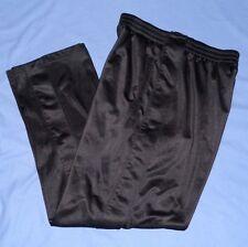 TEK GEAR Black Polyester Breakaway Tearaway Sport Basketball Pants SMALL