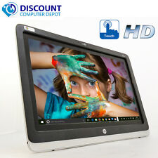 """HP 23"""" Touchscreen HD POS Monitor S230TM Integrated Webcam Speaker & Microphone"""