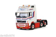 WSI COLLECTIBLES VOLVO FH3 GLOBETROTTER XL 6X2 CAB UNIT LA VERKLEIJ 01-1567