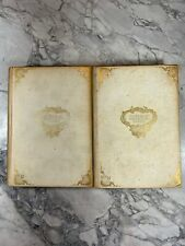 "1893 Antique History Book ""Journal of Eugenie De Guerin"""