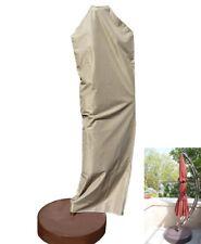 Patio Umbrella Cover for Cantilever Off Set Hanging Market Umbrellas with Zipper