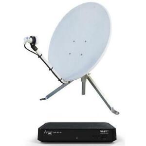 TravelSat SP75 Portable VAST Satellite TV Kit (DELUXE)