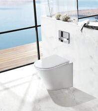 Stand-WC 6013 inkl. Soft-Close Sitz 56x36x39cm Bodenstehendes Tiefspül WC
