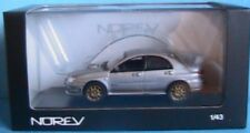 SUBARU IMPREZA WRX STI 2006 GRISE NOREV # 800072 1/43 METAL GREY JAPAN CAR