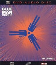The Complex Blue Man Group Audio CD