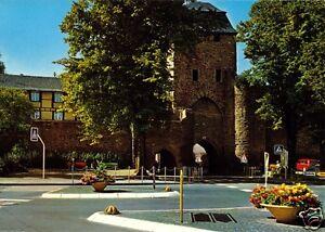 AK, Bad Neuenahr - Ahrweiler, Straßenpartie mit Niedertor, um 1980