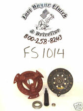 Ford compact tractor clutch fits many models between 1000-1900 Kit # FS1014