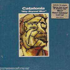 CATATONIA - Way Beyond Blue (UK 12 Trk CD Album)