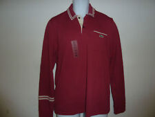Lacoste Pink Long Sleeve Buttoned Collared Shirt Sz XS BNWT 100% Authentic