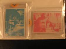 1966 Topps Batman Color Photos Proof Card Set (2) #18