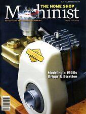Home Shop Machinist Magazine Vol.32 No.3 May/June 2013