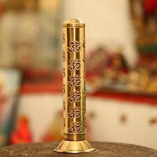 Om Print Brass Puja Agarbatti Stand Ash Catcher | Agarbatti Stand