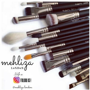 Japanese Make Up Brushes Mehliza Beauty R&M Professional Artiste Series