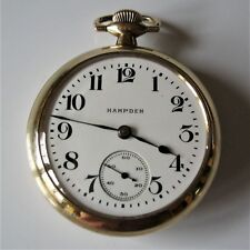 1898 Hampden Special Railway, 18S, 23J, with Gold Jewel Settings, check it out!