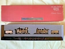 HO BRASS UNITED PFM GOLDEN SPIKE CENTENNIAL CP JUPITER- UP 119 LOCOMOTIVE SET