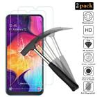 Thin HD Clear 9H Tempered Glass Screen Guard For Sony Xperia Phones (Pack Of 2)