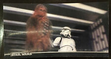 "Topps 1996 3Di Widevision Cards #33 ""Captured Chewbacca"" VG Free UK P&P"