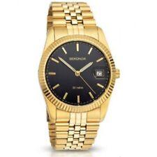Sekonda Gents Gold Plated Watch - 3100-SNP