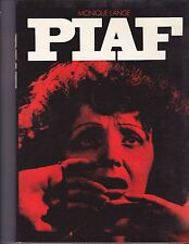 Edith Piaf-Piaf Music Book