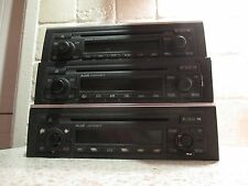 AUDI CONCERT S4 A4 B7 A3 8P ETC SINGLE DIN CD PLAYER RADIO JOBLOT OF 4 CLEARANCE