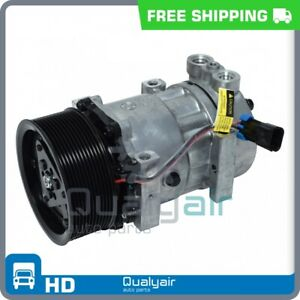 AC Compressor SD7H15 fits Kenworth / Peterbilt QR