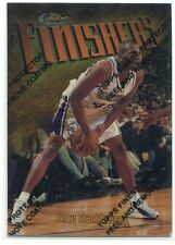 1997-98 Finest 157 Jerry Stackhouse Gold Rare
