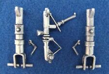 SAC 48067 Italeri 1/48 Lockheed SR-71 Blackbird White Metal Landing Gear