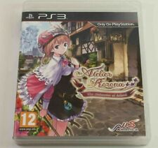 Atelier Rorona The Alchemist of Arland Playstation 3 PS3 **FREE UK POSTAGE!!**