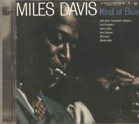 """""""Kind of Blue"""" by Miles Davis Jazz (Audio CD 1997) Usually ships in 12 hours!!!"""