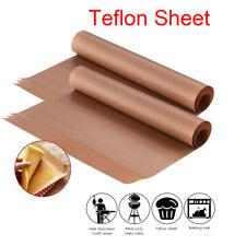 "7PCS 16""x24"" Teflon Sheet for Heat Press Resistant Non Stick Oil-proof Craft"