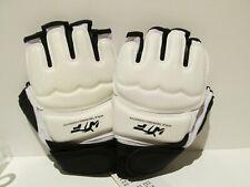TaeKwonDo No Finger Fighter Gloves/Hand Guard Size L / 19cm White
