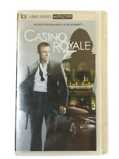 Casino Royale. Psp (UMD, 2007)movie umd video. PlayStation.