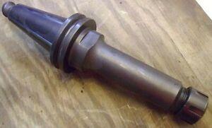Cat 40 Taper Command M4C5-0020 Collet XCNA-0020 Arbor Tool Holder (1) #405