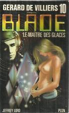 JEFFREY LORD LE MAITRE DES GLACES   BLADE 10