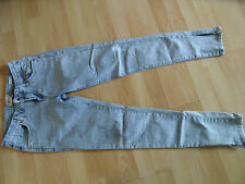 DAYSIE coole skinny Jeans acid wash Gr. 38 TOP  KB1115