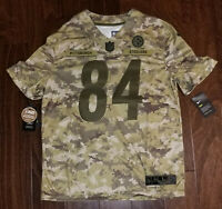 Antonio Brown Pittsburgh Steelers Nike Salute to Service Jersey. Large, XL, 3XL