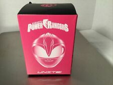 Saban's Power Rangers Unite loot Crate Exclusive Mini Figure Pink ranger 2017