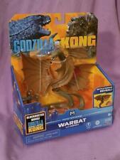 Godzilla vs Kong - Monsterverse WARBAT With OSPREY Battle Damage PLAYMATES