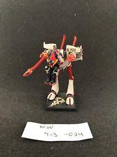 Warhammer 40k Eldar war walker oop metal craftworlds great paint
