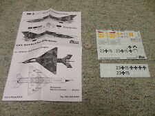 Tiger Wings  decals 1/32 MIG-21 Fishbed   E48